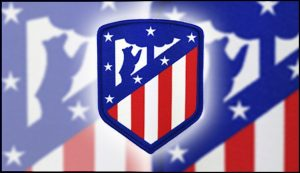 Escudo del Atlético de Madrid.
