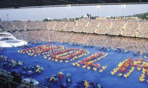 """Con este """"hola"""", Barcelona dio la bienvenida al mundo entero en 1992: Fundación Barcelona Olímpica."""