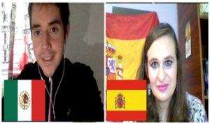 Ernesto Carbó e Isabel Arroyo hacen un repaso de varias cuestiones en el nuevo canal de You Tube de Ravelo Deporte: Skype.