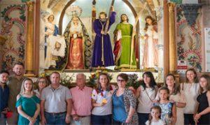 Que Dios bendiga esta medalla olímpica desde Baena para España: Ayuntamiento de Baena.