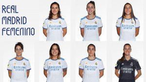 Fichajes del Real Madrid Femenino para la temporada 2021/22: Twitter.