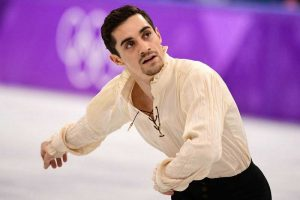 Javier Fernández en sus últimos Juegos Olímpicos: RTVE.