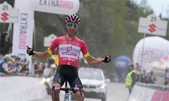 Juan Ayuso, campeón del último Giro sub-23: Eurosport.