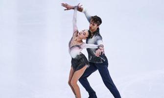 Laura Barquero y Marco Zandron: ISU.